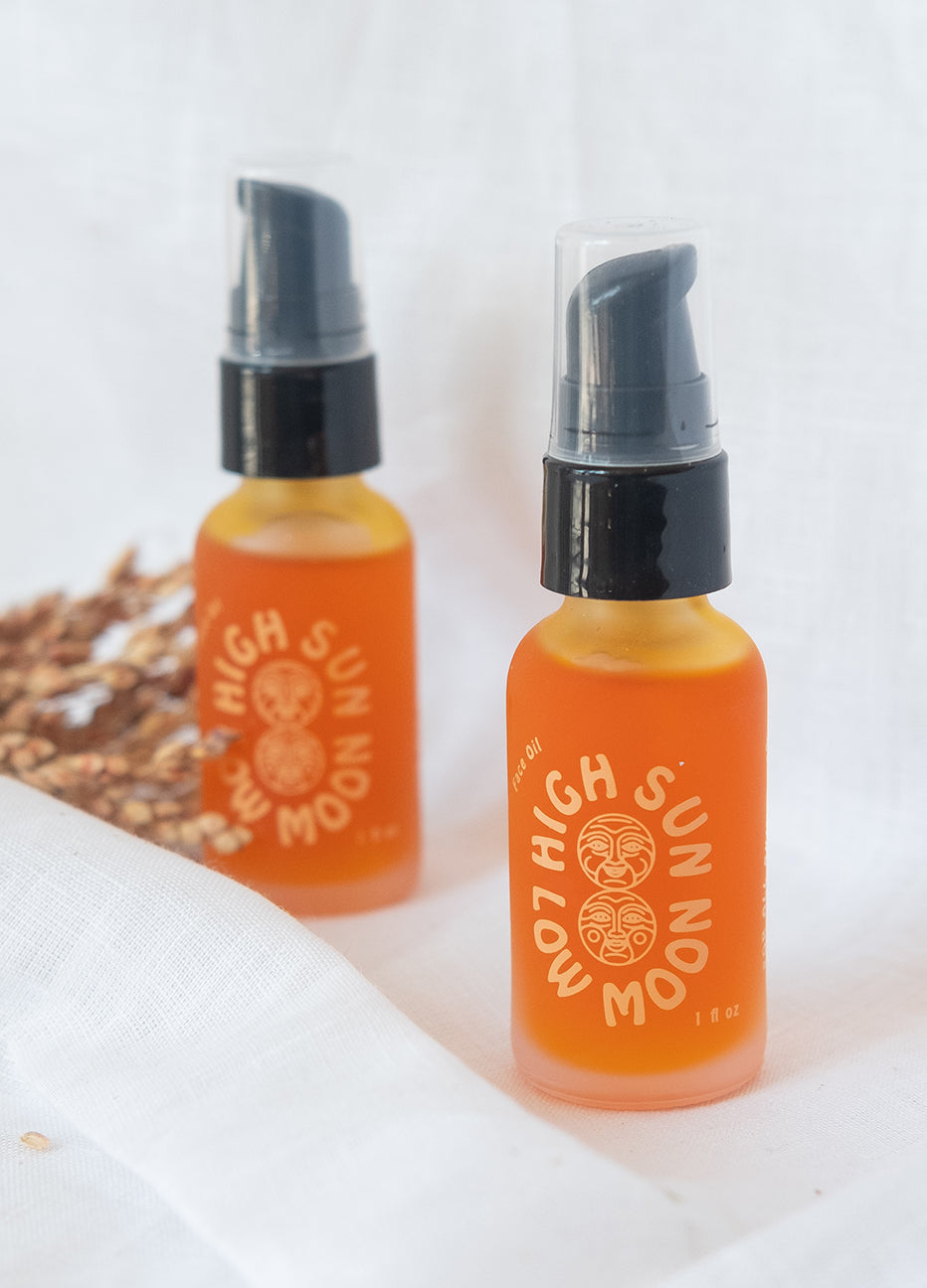High Sun Low Moon Face Oil