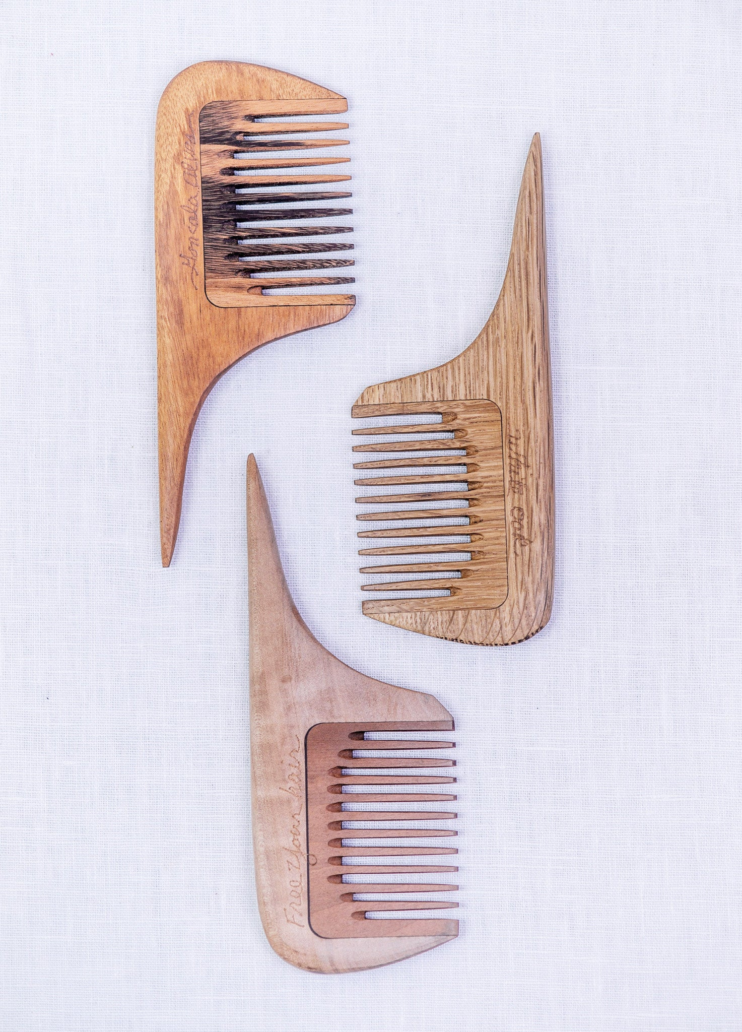 Free Your Hair Carpenter Comb