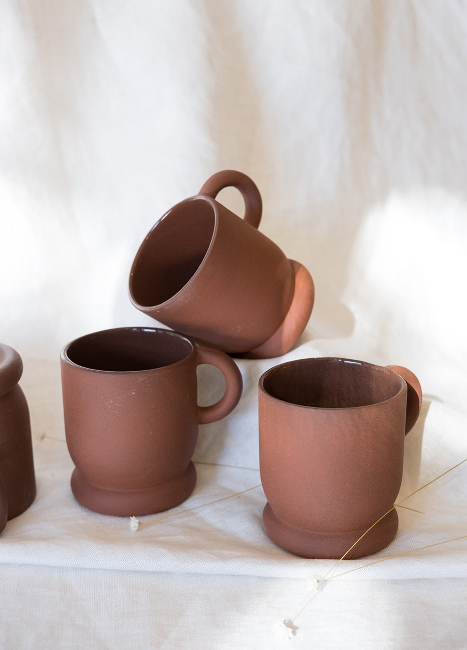 Hawkins New York Terracotta Mug