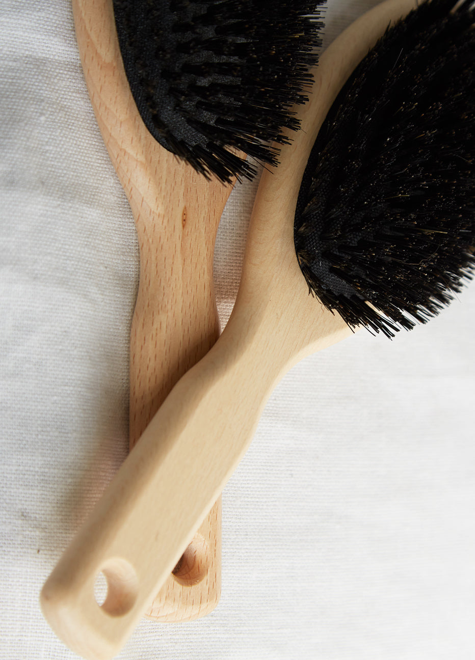 Heaven and Earth Bristle Hair Brush