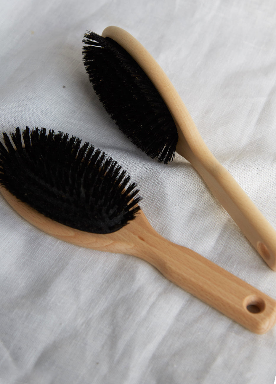 Heaven & Earth Bristle Hair Brush