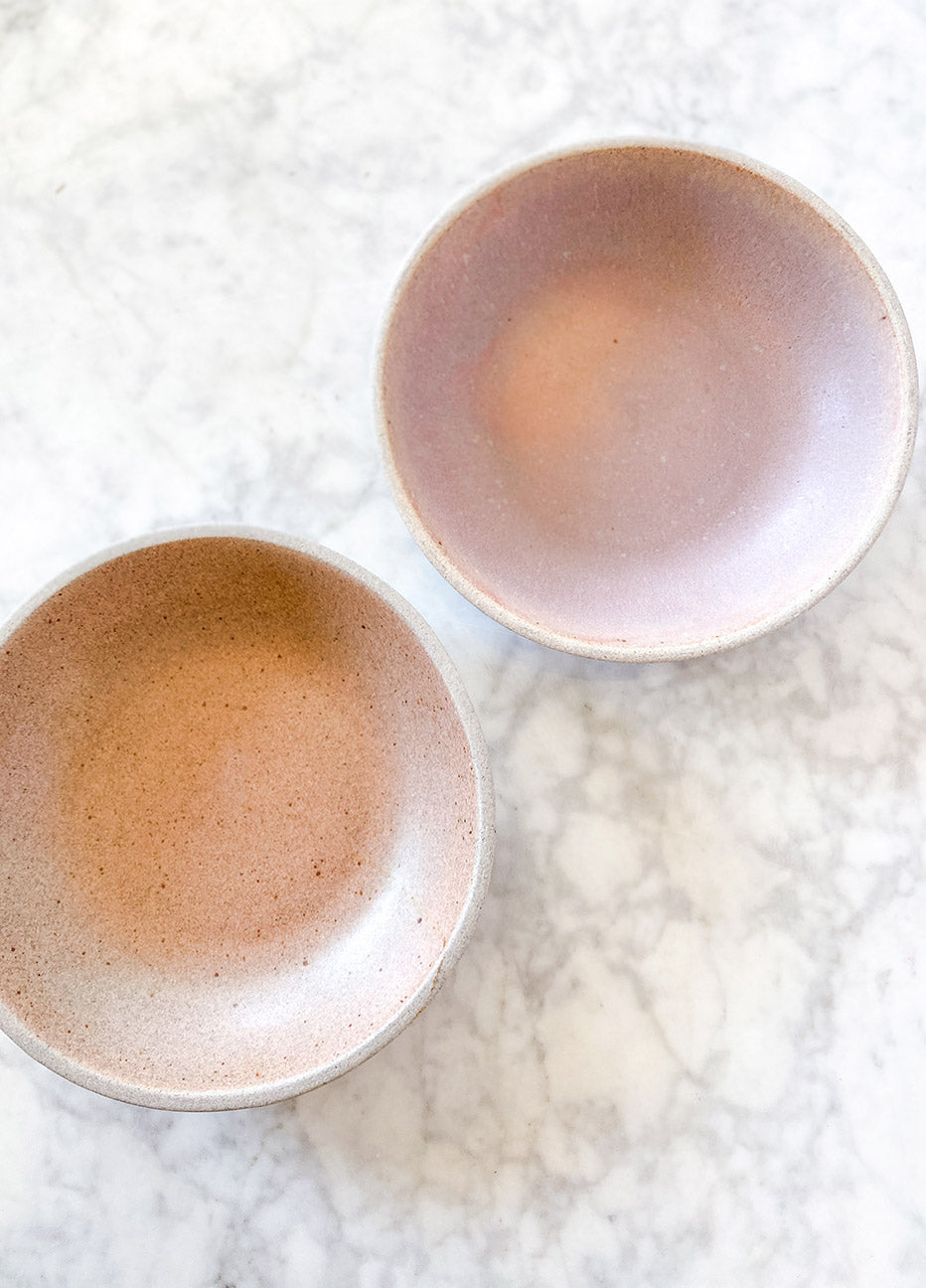 Humble Ceramics Stillness Bowl English Rose