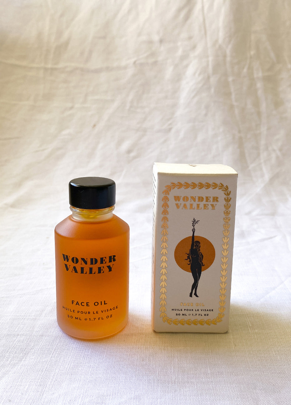 Wonder Valley Face Oil