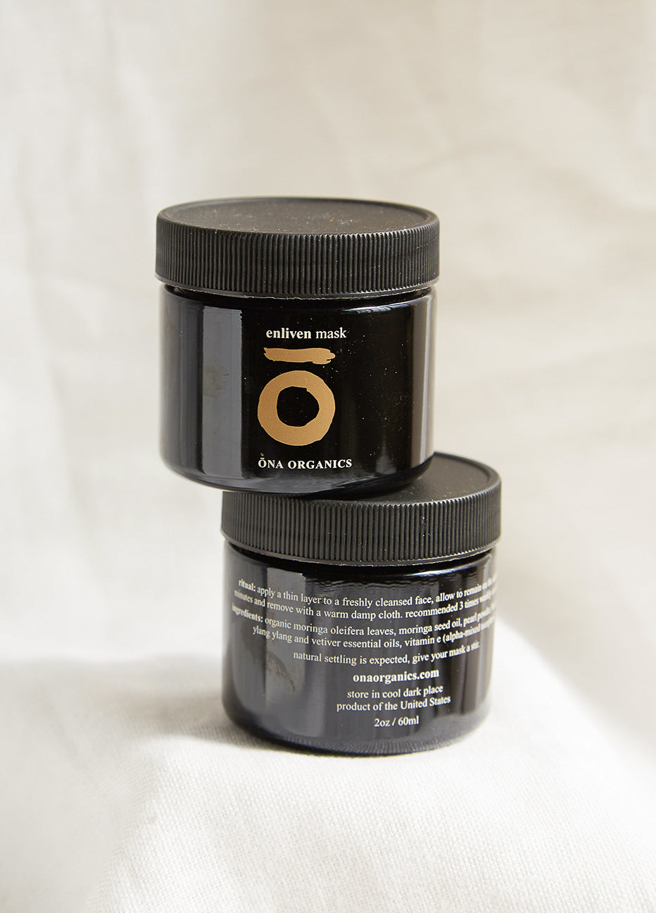 Ona Organics Enliven Mask