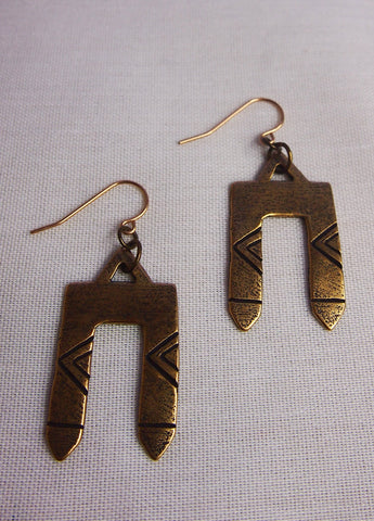 M Grace Tappa Earrings