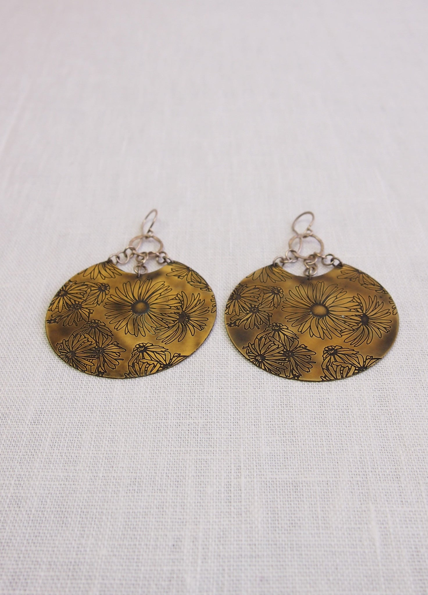 Sonja Rose Daisy Earrings