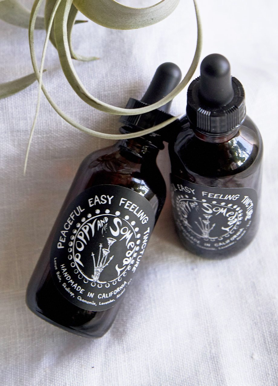 Poppy & Someday Peaceful Easy Feeling Tincture