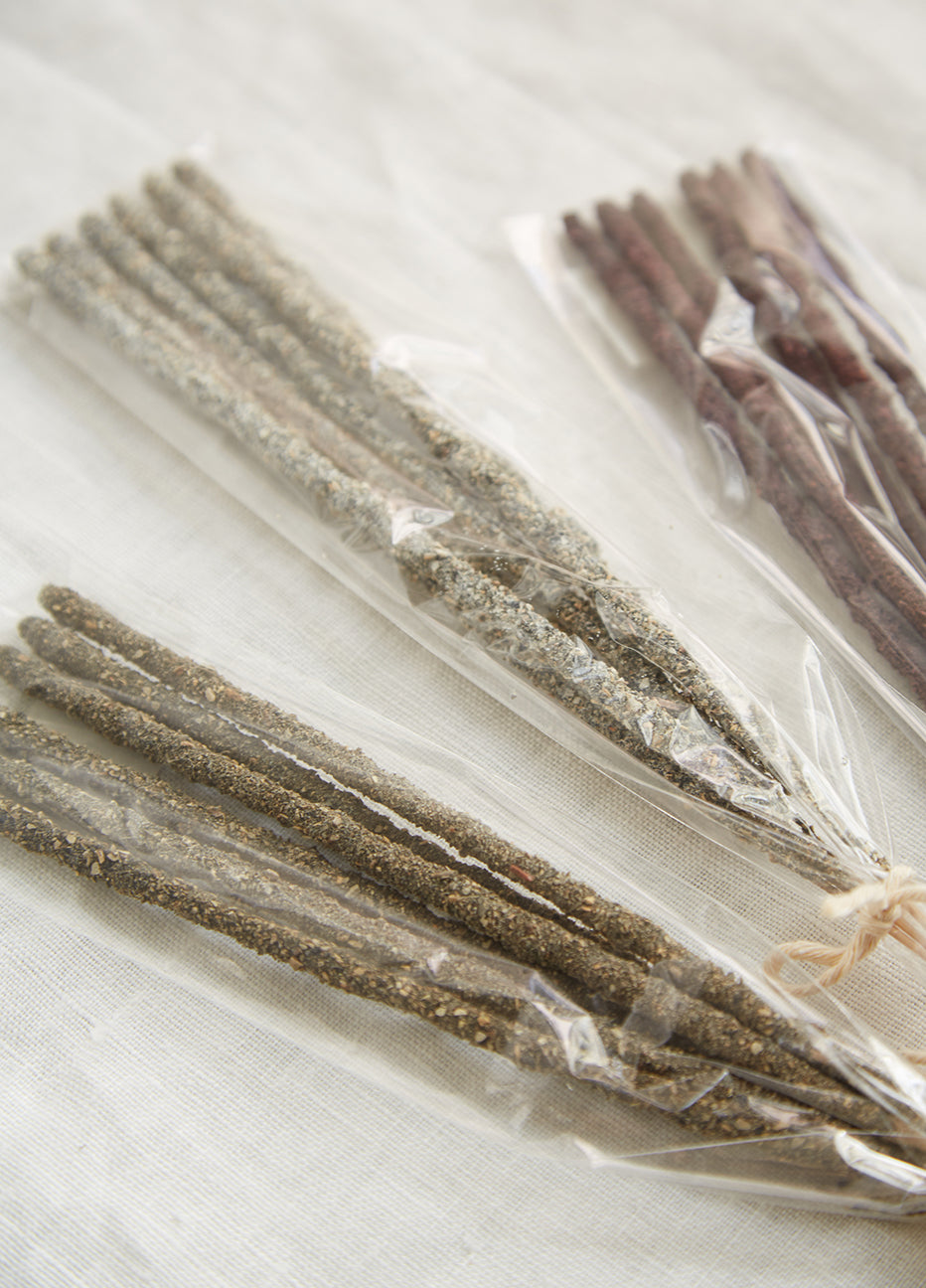 Handmade Ashram Incense Sticks