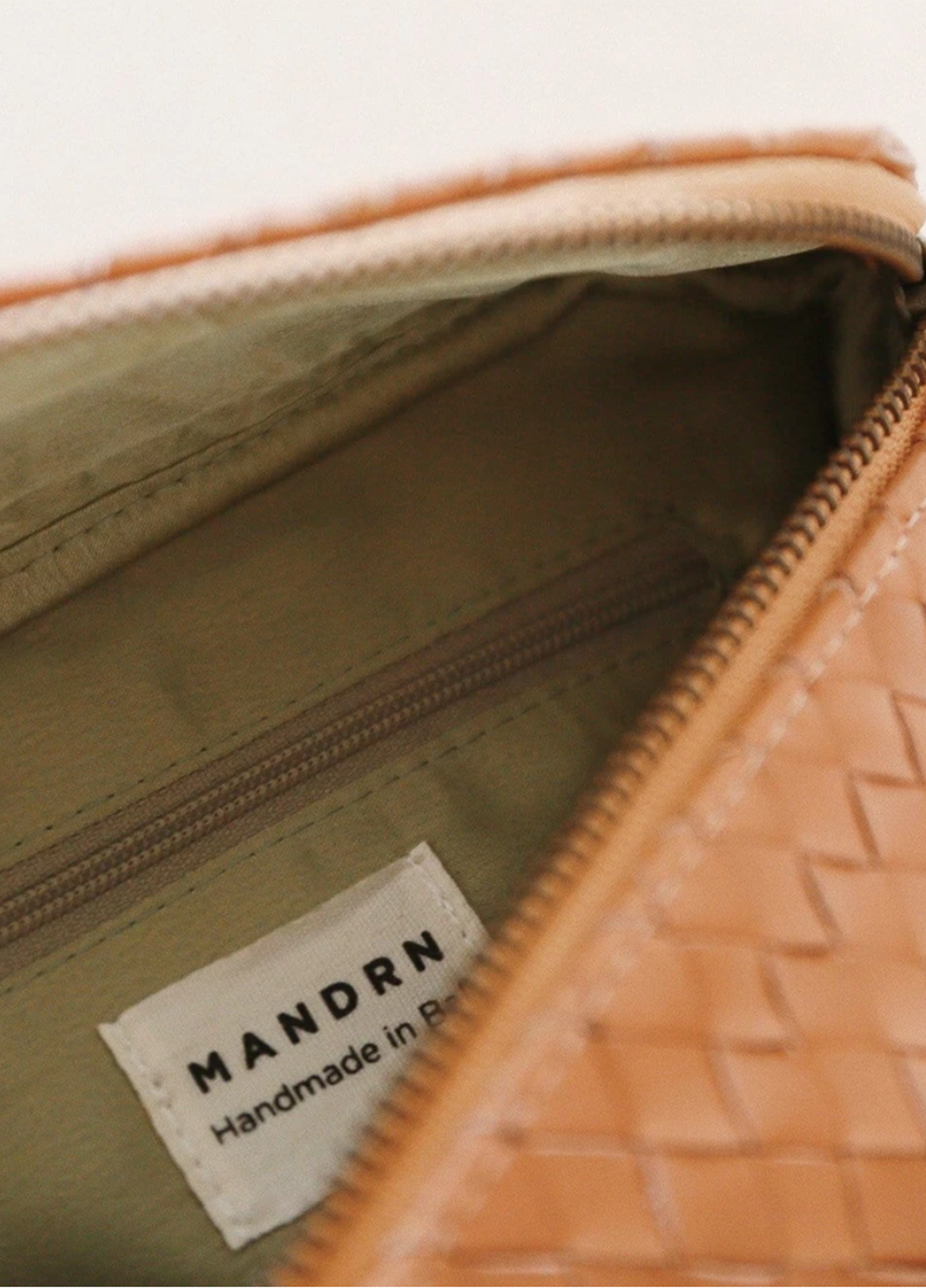 Mandrn Woven Remy Fanny Pack