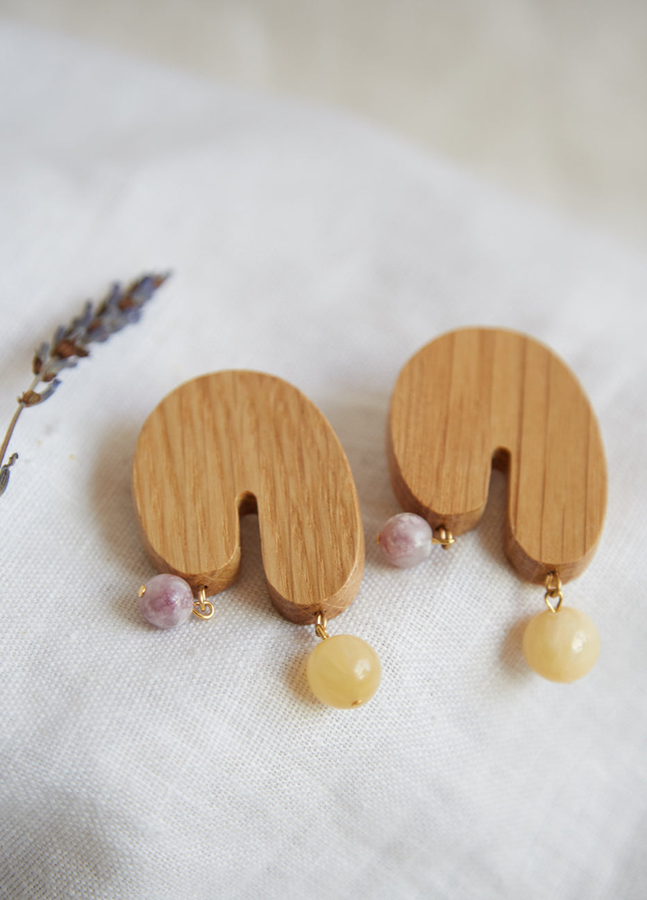 Sophie Monet Piper Earrings