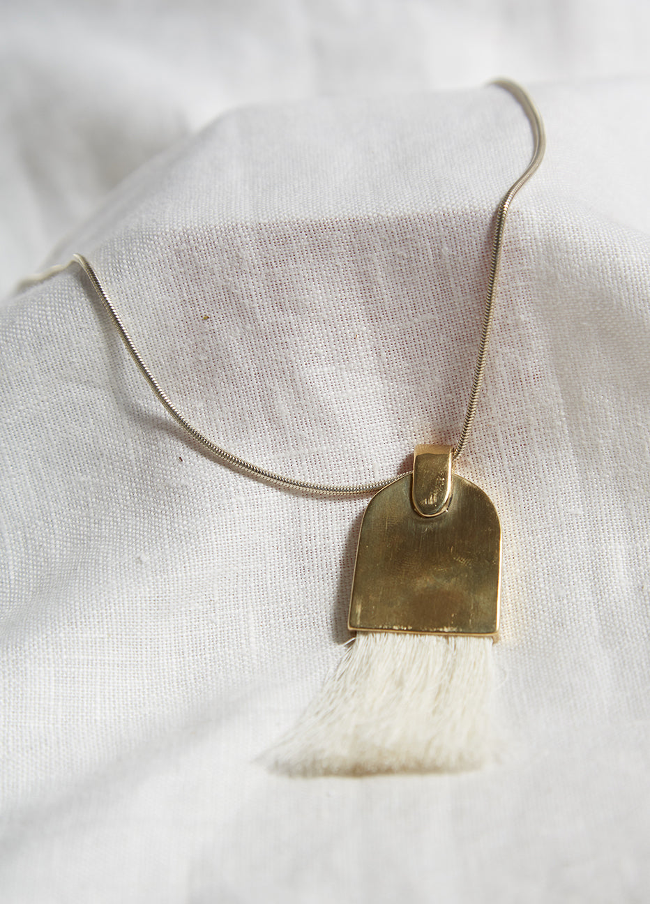 Tiro Tiro Campana Necklace