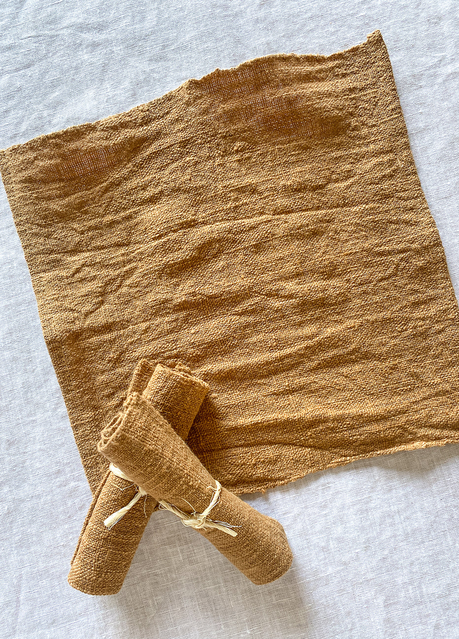 Handspun Organic Coyuchi Cotton Face Cloth