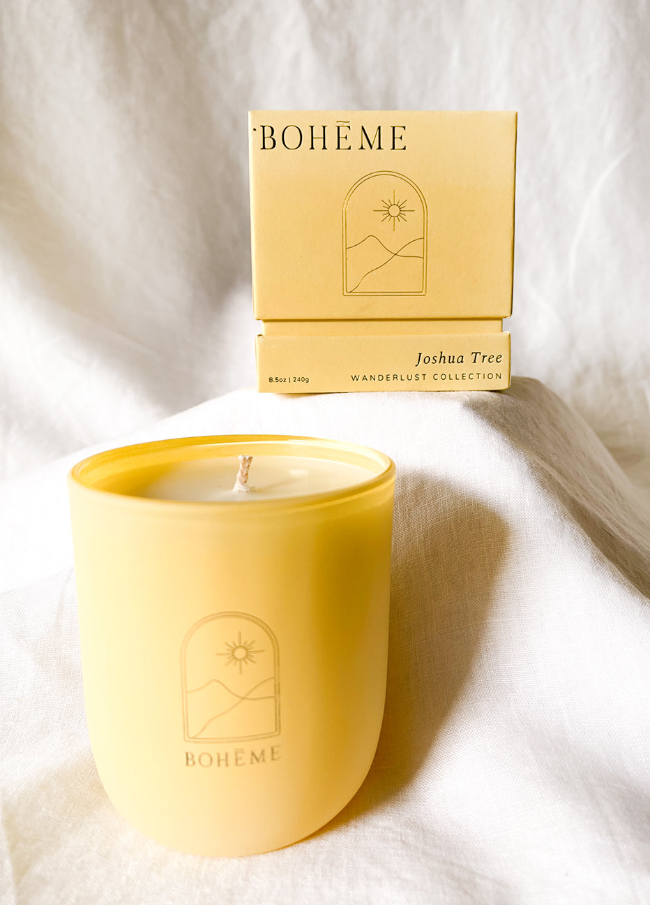 Boheme Joshua Tree Candle