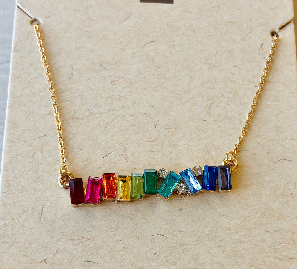 All the Colors Necklace