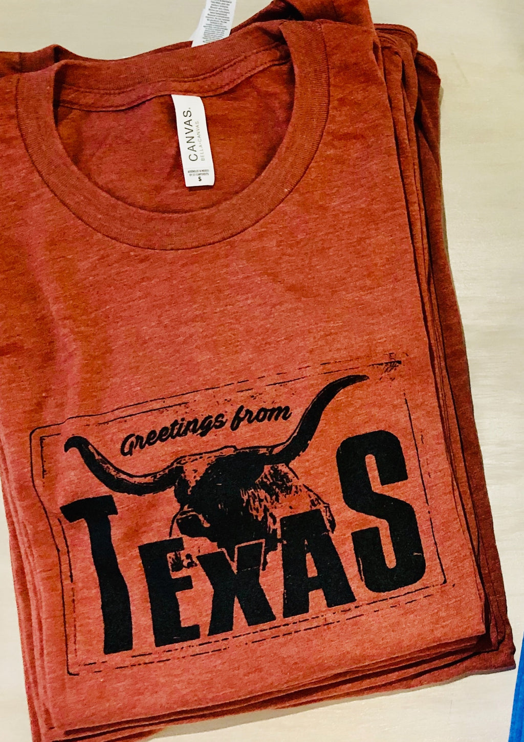 Greetings from Texas Tee