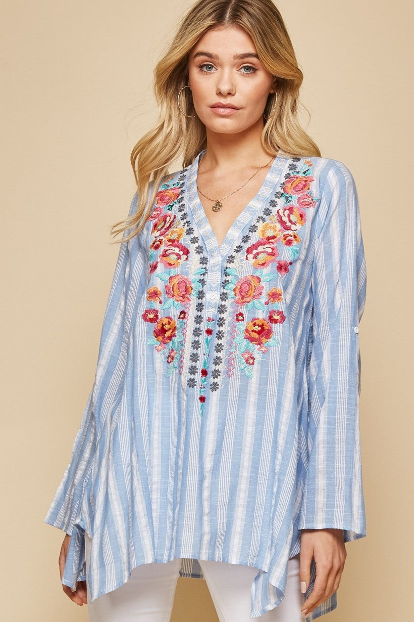 Ready for Spring Tunic/Top- Spring