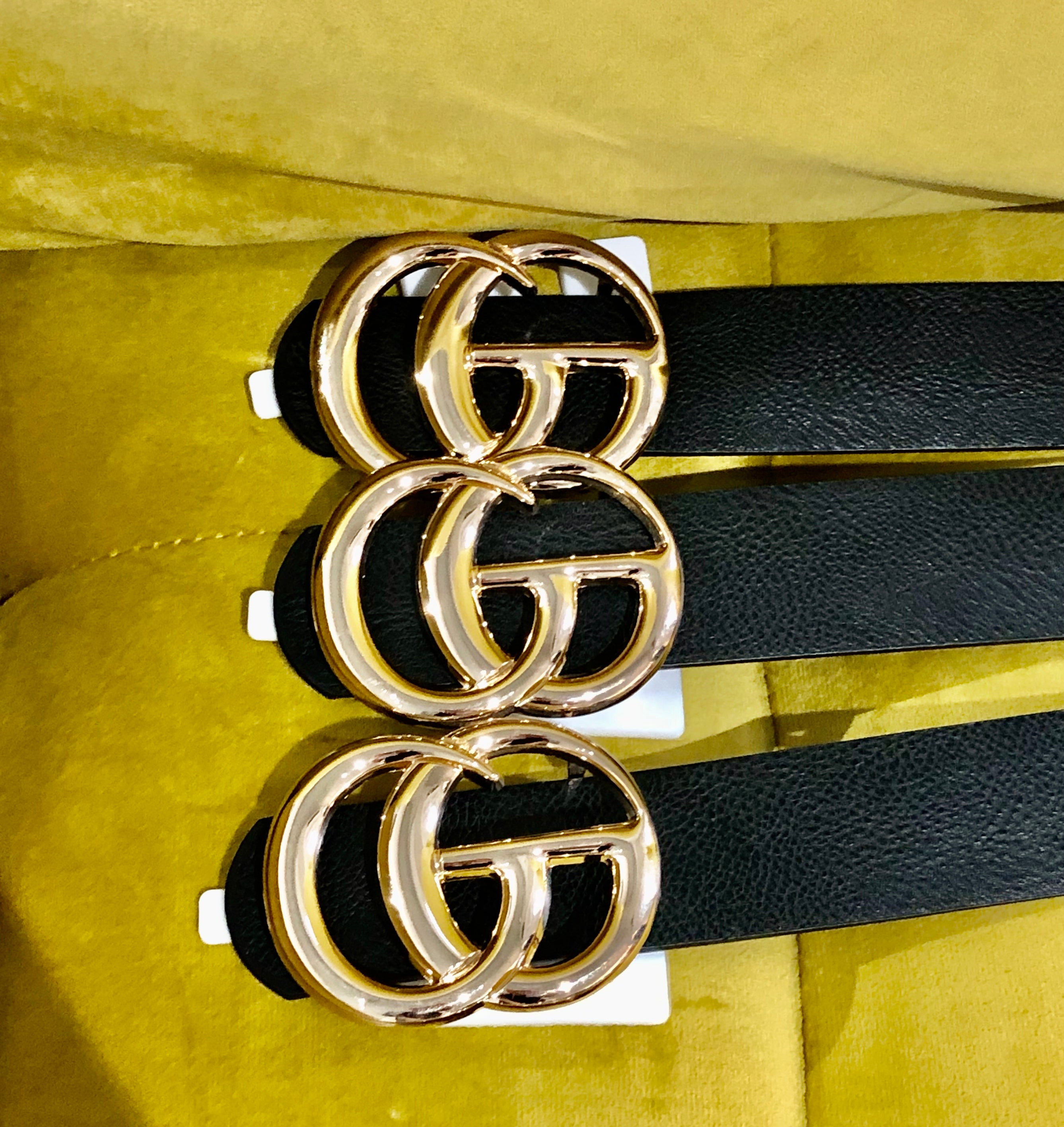 GG Belt - So many styles, Dupe