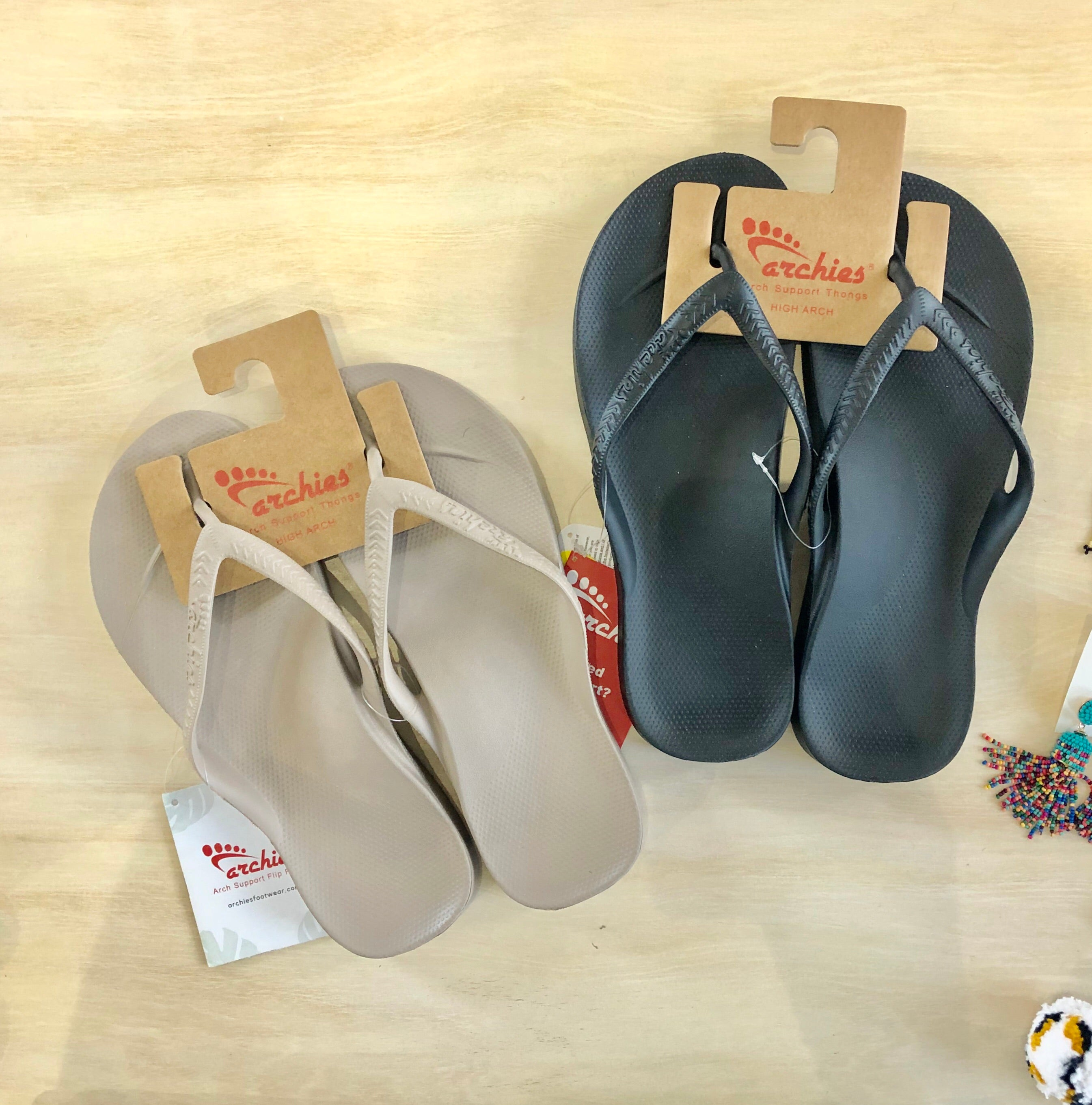 ARCHIES - Arch Support Flip Flops