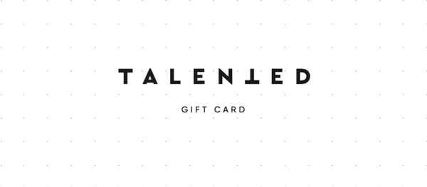 talented company gift card