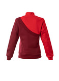 Red sweatshirt women
