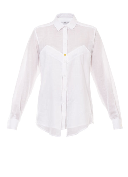 white shirt for women by talented company