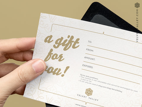 Velvet Valley Gift Card - Velvet Valley