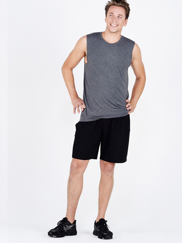 Bamboo Performance Muscle Tank