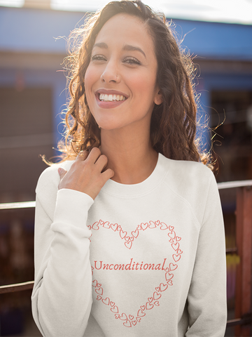 Unconditional Heart Sweatshirt