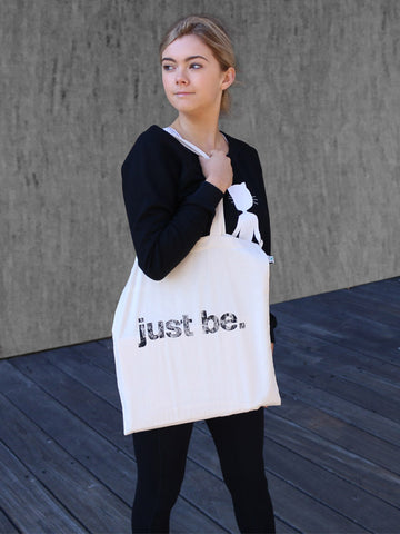 Organic Shopping Tote Bag
