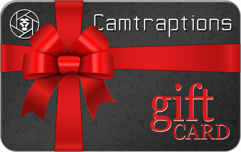 Camtraptions Gift Card