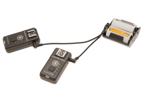 External Battery Kits for Wireless Triggers v2