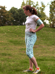Head for the Hills Steeplechase leggings - side