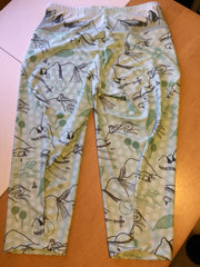 Head for the Hills Steeplechase leggings - back