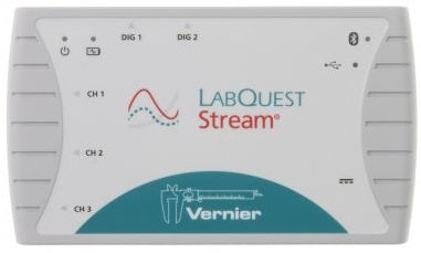 Upper School: 10 Vernier Labquest Stream Devices for Chemistry