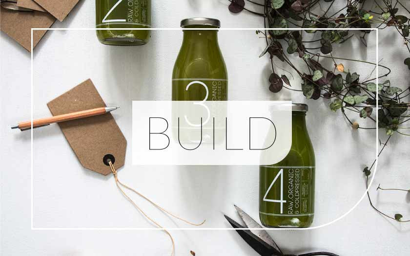 BUILD YOUR OWN CLEANSE