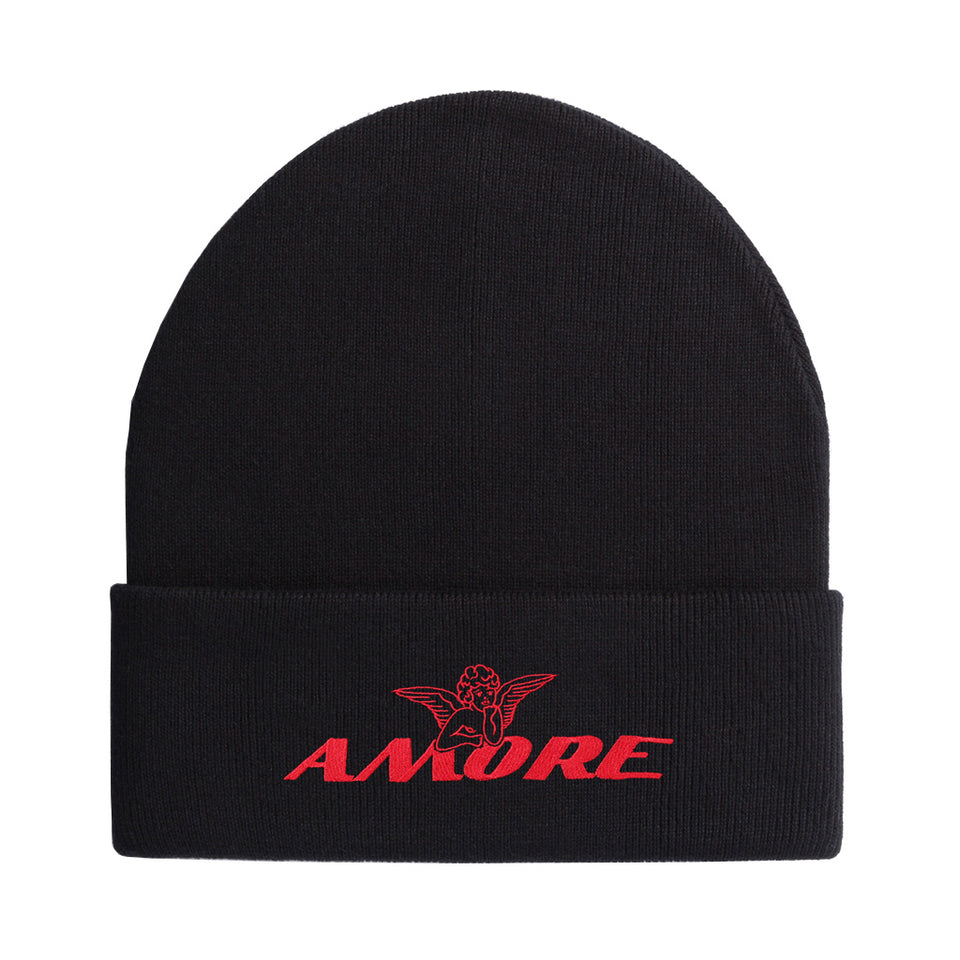 Amore Embroidered - Beanie - Shack Clothing