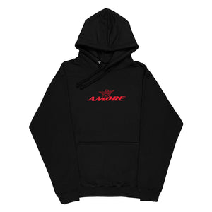 Amore Embroidered - Hoodie - Shack Clothing