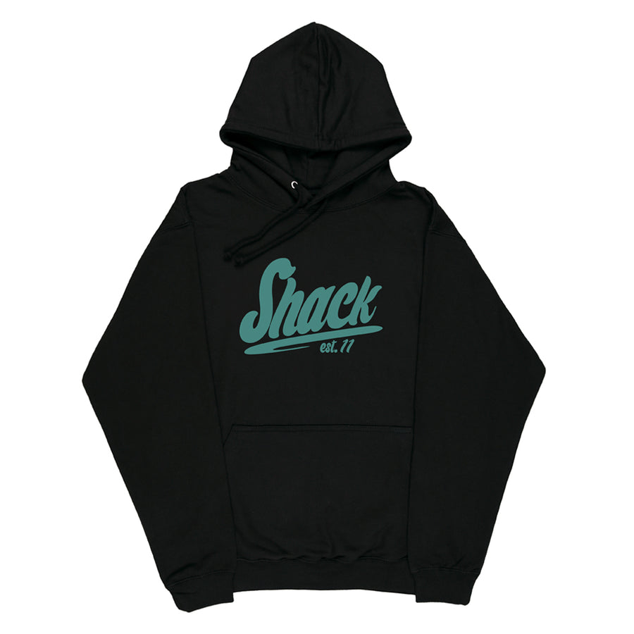Basic Moss - Hoodie - Black - Shack Clothing