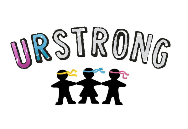 Class Set of URSTRONG Pencils & Stickers (25)