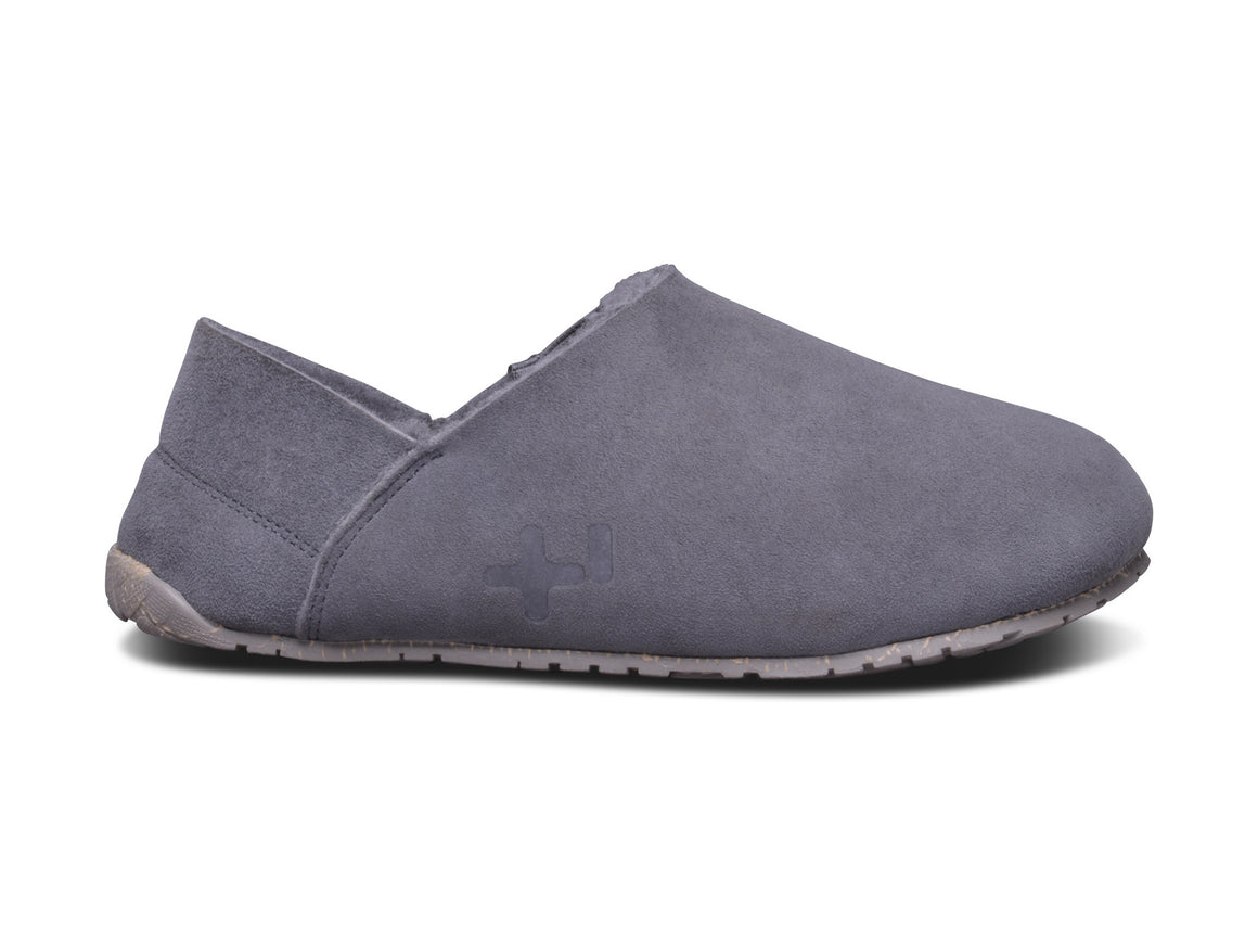 Shearling Espadrille Goudron