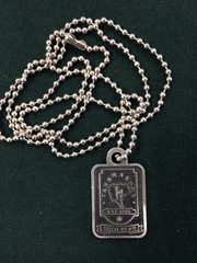 Tanamakoon Pewter Dog Tag