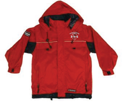 Youth Cyclone Rain Jacket