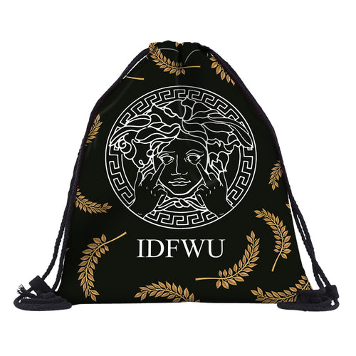 IDFWU Drawstring Backpack
