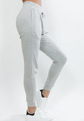 Lucky sweatpants in light grey