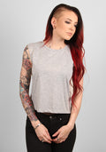 GREY MOTO TANK TOP - BNDS CLASSIC EDITION
