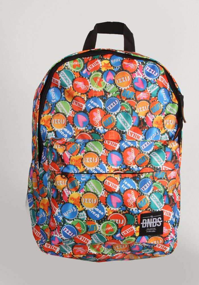 Bottle cap BNDS Backpack