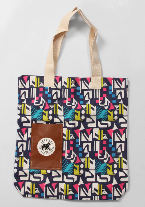 Bandidas Contemporary Tote Bag
