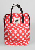 Little Sister Backpack in Polka Dot