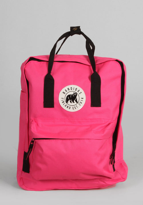 Little Sister Backpack in Rosa