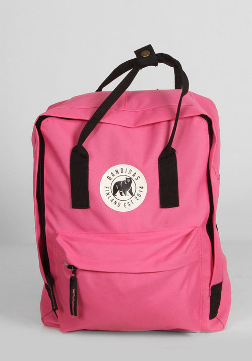Little Sister Backpack in Light Pink